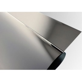 Film Polyester Miroir 50 x 70 cm 175 µ