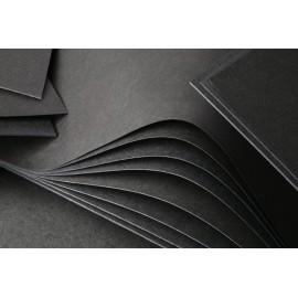 Carton Noir Ame Noir 50 X 70 cm 700G