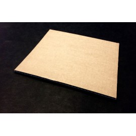 Carton Ondulé Simple Cannelure Kraft 3 mm 50x65 cm (par 25)