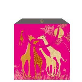 Sac Cadeaux Girafe M