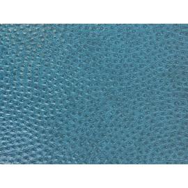 Papier Reptile Bleu Canard