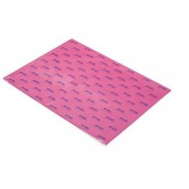 Papier de soie Rose foncé (x25)