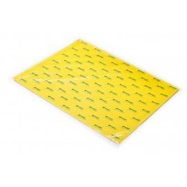 Papier de soie Jaune (x25)