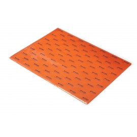 Papier de soie Orange (x25)
