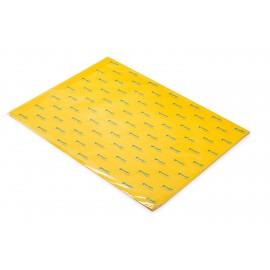 Papier de soie Jaune Or (x25)