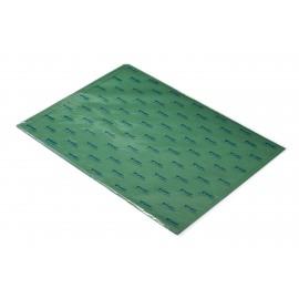 Papier de soie Vert foncé (x25)