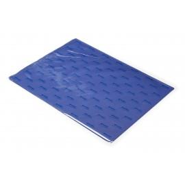 Papier de soie Bleu foncé (x25)