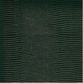 Papier cuir lézard gris foncé 68,5x100 cm