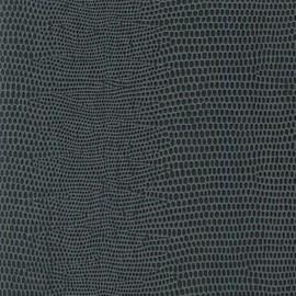 Papier cuir lézard gris clair 68.5x100 cm