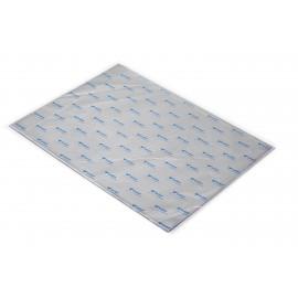 Papier de soie Argent (x25)