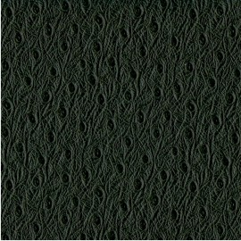 Papier cuir ostra noir 68,5x100 cm