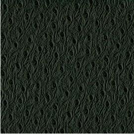 Papier cuir ostra noir 68,5x50 cm