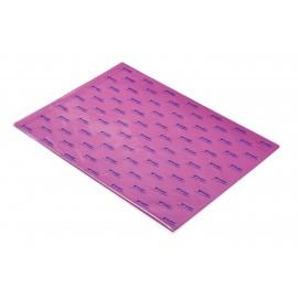 Papier de soie Magenta (x25)