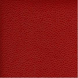 Papier Cuir Mallory rouge foncé 68,5x100 cm