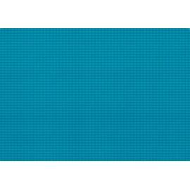 Hype Bleu Turquoise 50x70cm