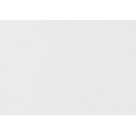 Hype Blanc 50x70cm