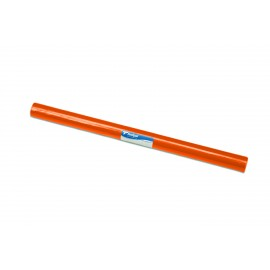 Film auto adhésif décoratif Orange 0.5 x 3m (par 8)