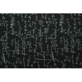 Papier Indien motif formule maths adulte