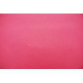 Papier Indien Uni Rose Fushia 50 X 70 cm