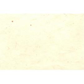 Lokta naturel blanc en 100 cm