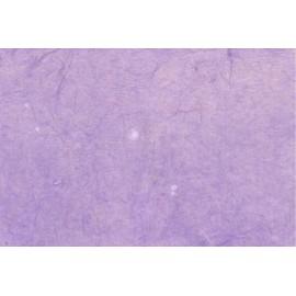 Paquet 10 feuil.violet pastel