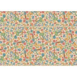 Papier imprimé Fleurs