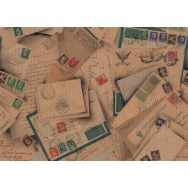Papier imprimé Correspondances